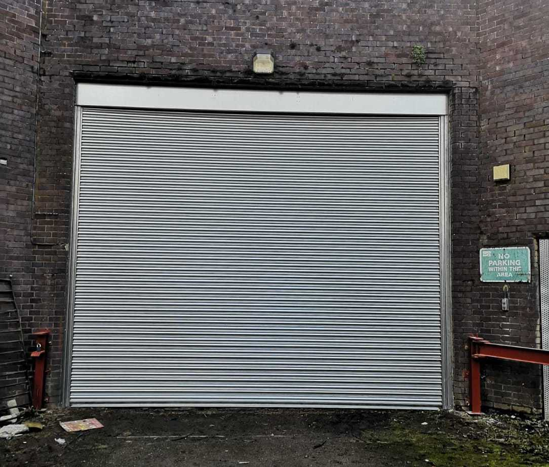 Security Roller Shutter Harlow Essex