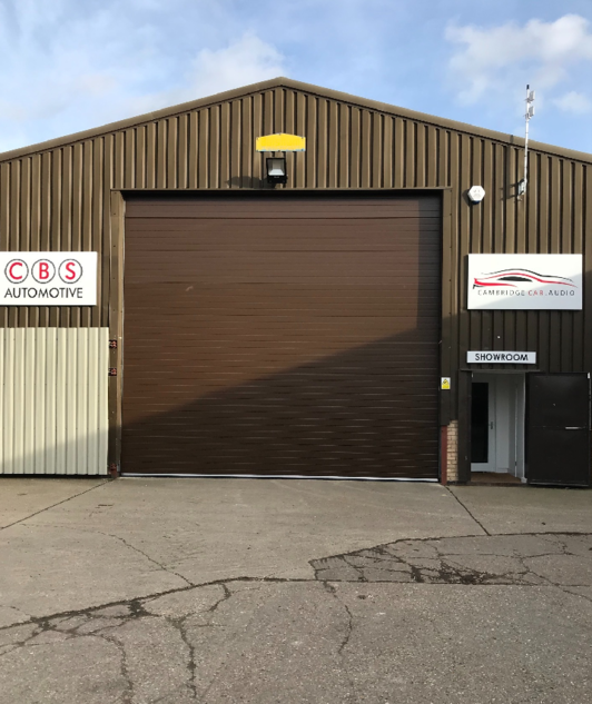 Industrial  Door Servicing Essex