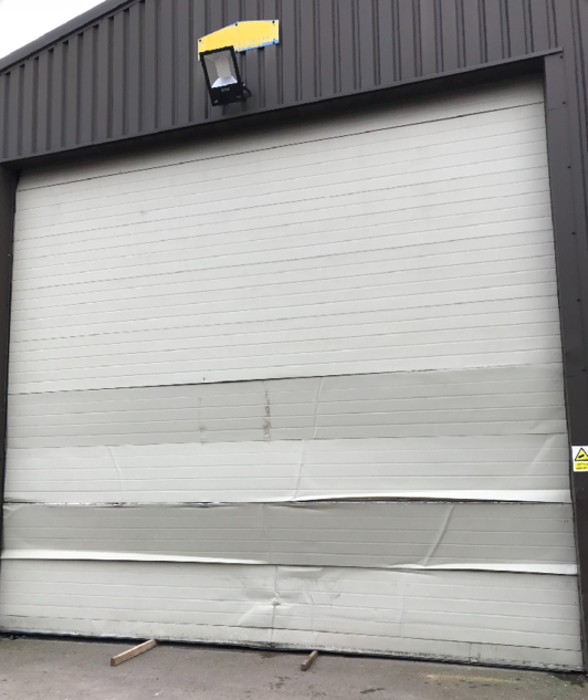Industrial & Commercial Door Servicing